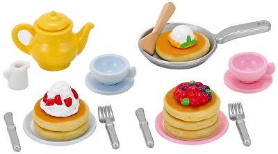 Amabile Sylvanian Families Calico Critters Homemade Pancake Set Prestazioni Superiori