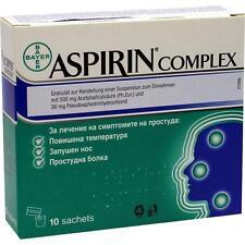 ASPIRIN Complex Granulat   10 st   PZN3205375