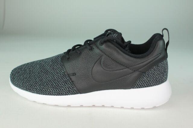 Nike Roshe One Knit New Women/'s AH6801 001 Black Running Shoes