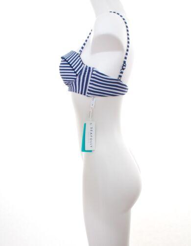 SEAFOLLY Bikini Oberteil Neu Gr DE 42 C Cup