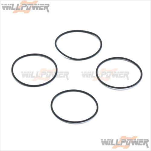 RC-WillPower Case O-ring #507115 4 TeamMagic E4JR II Diff