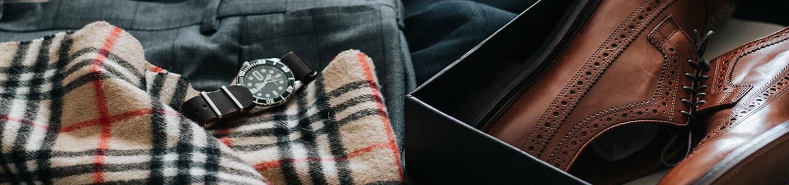 Bekleidung & Schuhe für Sie und Ihn ab -40%*