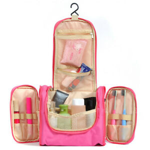Travel-Makeup-Cosmetic-Bag-Toiletry-Wash-Case-Organizer-Storage-Hanging-Pouch