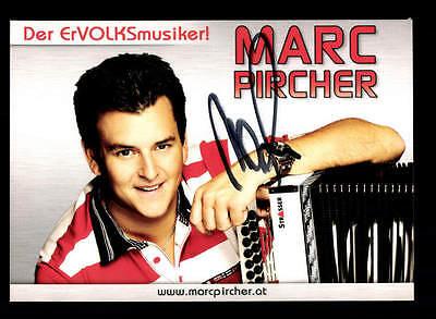 Autogramme & Autographen Selbstlos Marc Pircher Autogrammkarte Original Signiert ## Bc 91702