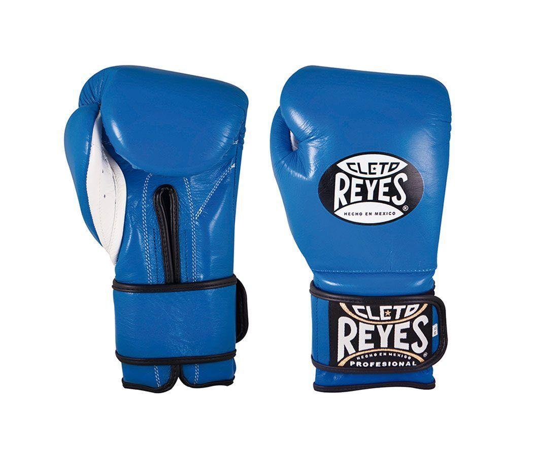 Cleto Reyes Klettverschluss Sparring Boxhschuhe 10oz 12oz 14oz 16oz Training
