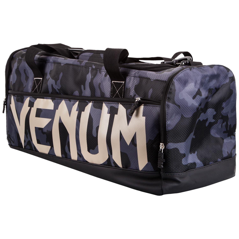 Venum Training Borsa Allenamento Dark camo, Sport Fitness MMA Lotta Borsa Sportiva