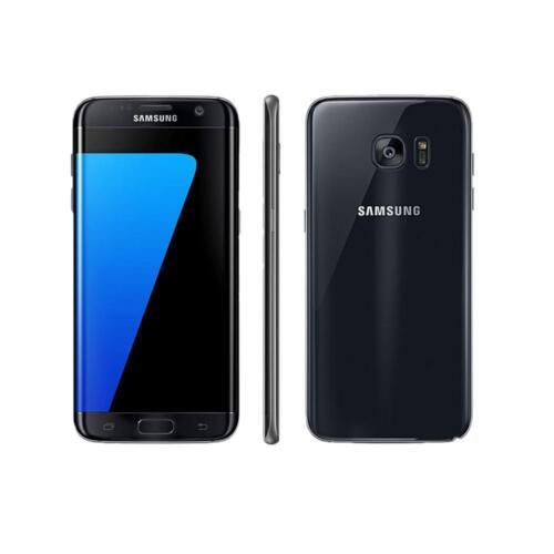 1 von 1 - NEW Samsung Galaxy S7 G930 SM-G930T 32GB SCHWARZ Android Smartphone Handy NEU