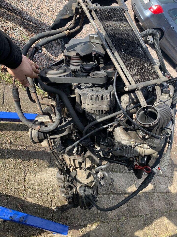 Bmw motor, BMW 318i