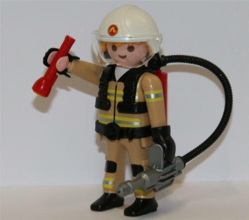 """Playmobil 6584B Brigade /""""A/"""" Firefighter"""