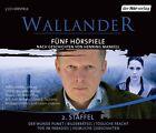 Wallander. Fünf Hörspiele. 2. Staffel (2011)
