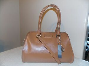 DKNY Saffiano Leather W//Zip Crossbody Shoulder Bag Handbag NWT