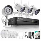 Funlux 1080p 4CH Outdoor Security Camera System