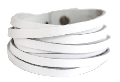 Bracelet Leather Armband ECHT LEDERARMBAND-SERIE7A-LAM7A  ARMBAND Unisex