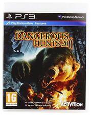 DANGEROUS HUNTS 2011       --   NEUF           -----   pour PS3