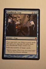 Mtg Magic the Gathering Zendikar Mindbreak Trap