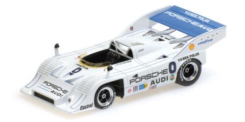 Porsche 917//10 Vasek Polak Racing Jody Scheckter Can-am Mosport 1973 1:43 Model