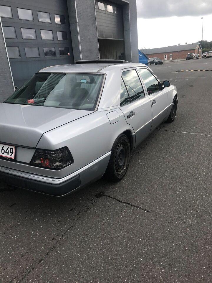 Mercedes 300, Diesel, 1991