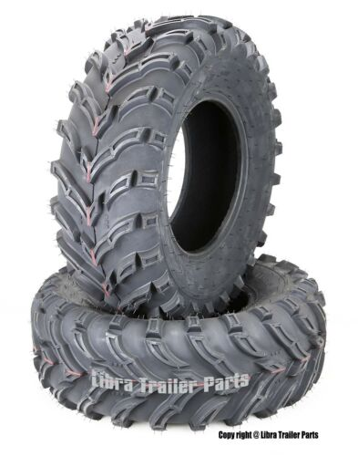 Set of 2 New ATV UTV Tires 27x9-12 27x9x12 6PR