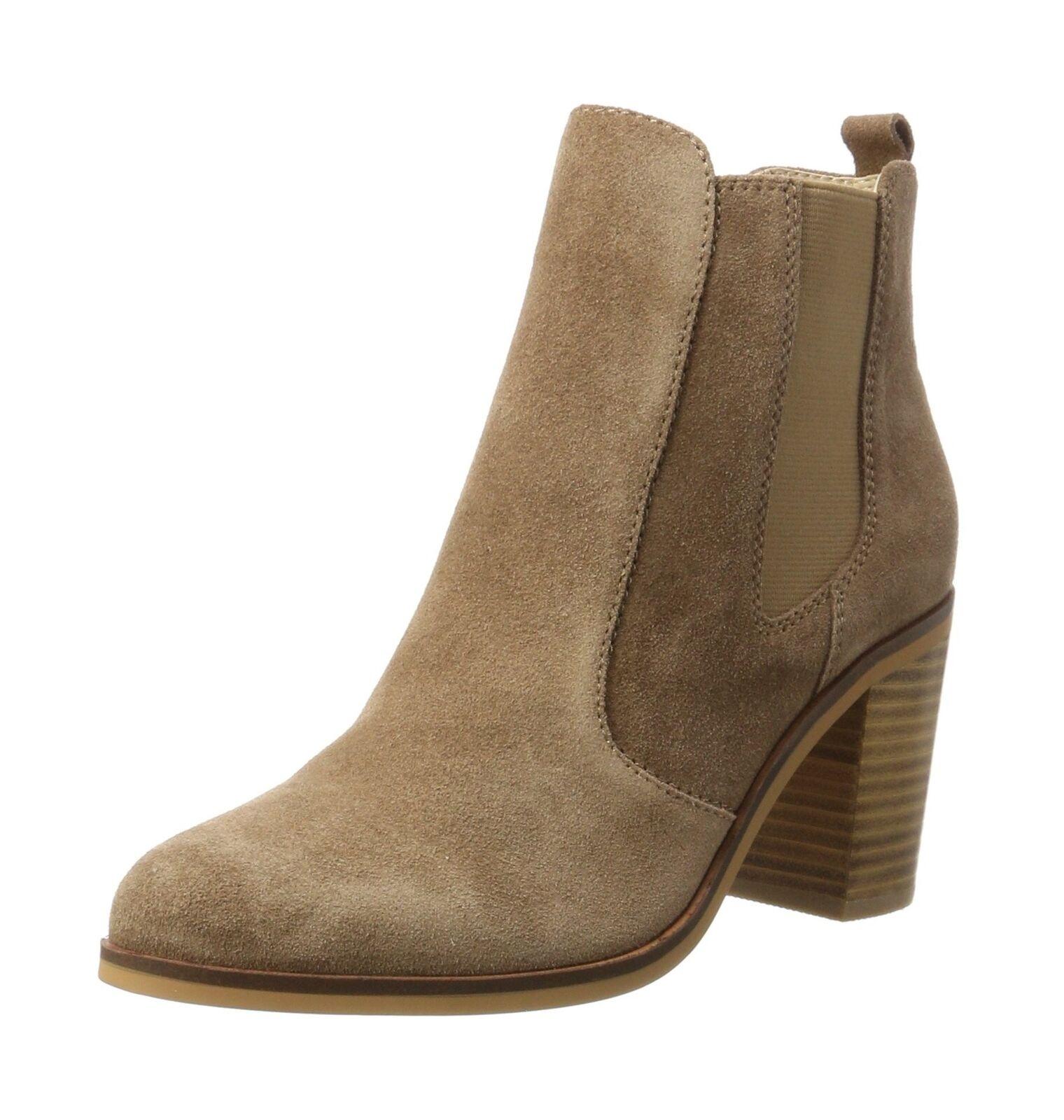 Buffalo botas para mujer Vaca 416-7044 416-7044 416-7044 ante Chelsea Marrón (tan 01 0) 5.5 Reino Unido  descuento de ventas en línea