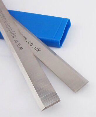 260mm planer blades Pair of HSS PLANER BLADES 260mm x 18mm x 3mm RESHARPENABLE