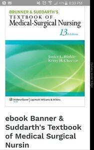 Medical Surgical Nursing Ebook