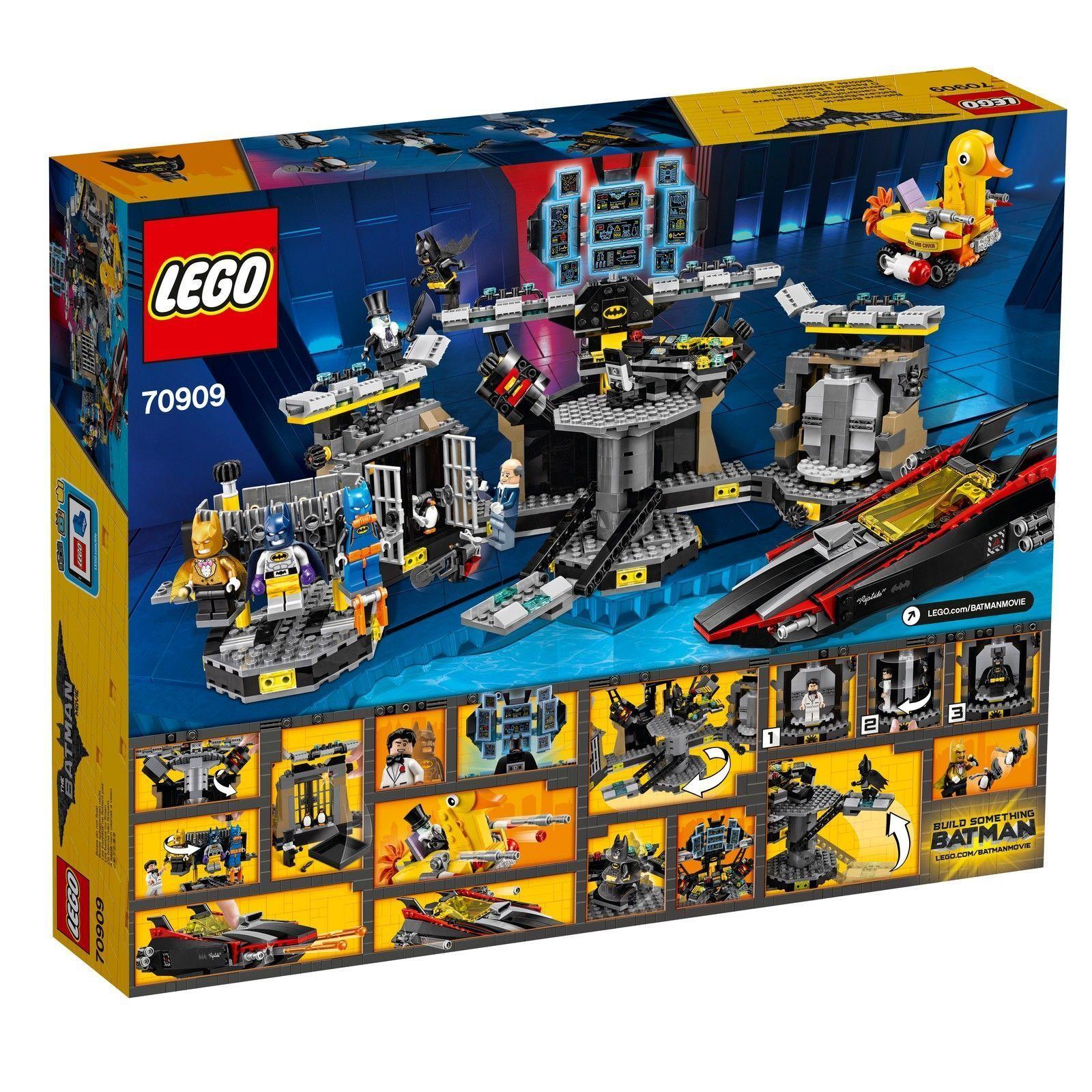 Lego ® the Lego ® Bathomme Movie  70909 Batcave-Break-BRAND nouveau SEALED  détaillants en ligne