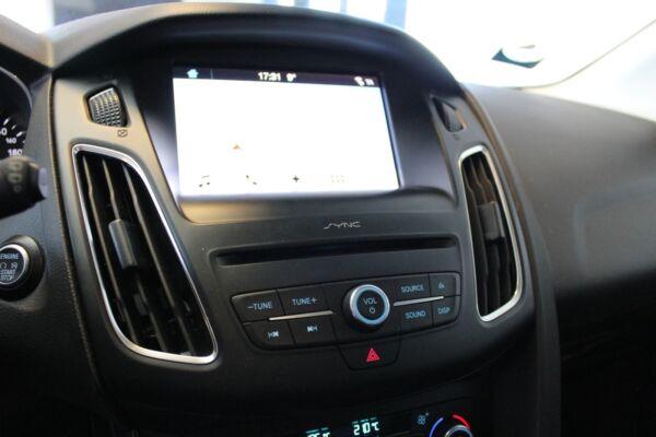 Ford Focus 1,5 SCTi 150 Titanium stc. aut. billede 9