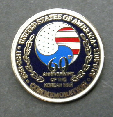 Korean War Veterans 1950-1953 Lapel Pin Badge Korea