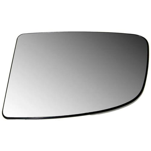 OS Driver Side Right Wing Mirror Glass Heated Fiat Ducato