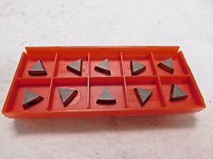 Sandvik-Coromant-Carbide-Turning-Inserts-Box-of-10-5755331-Grade-H13A