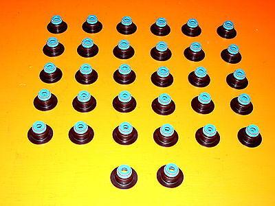 95-14  FITS FORD MUSTANG LINCOLN   4.6  5.4  5.8 DOHC 32V VITON VALVE STEM SEALS
