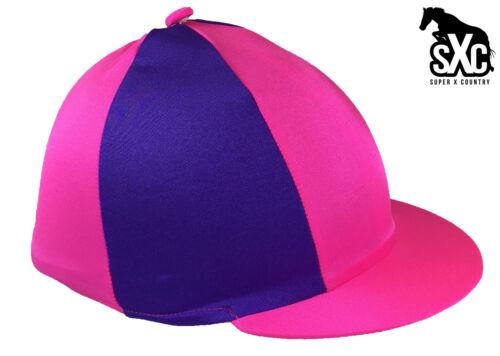 Fluorescent couverture en soie chapeau design votre propre personnalisé étoiles cross country sxc