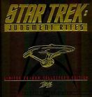 Star Trek: Judgment Rites Limited CD-ROM Collector's Edition (PC, 1995)