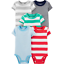 thumbnail 3 - Carters Bodysuits Baby Boys Short Sleeve, Sleeveless, Unisex Sets New