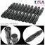 20PCS-Set-XLR-MIC-Snake-Plug-3-Pin-Male-amp-Female-Audio-Microphone-Connector-Cable miniature 2
