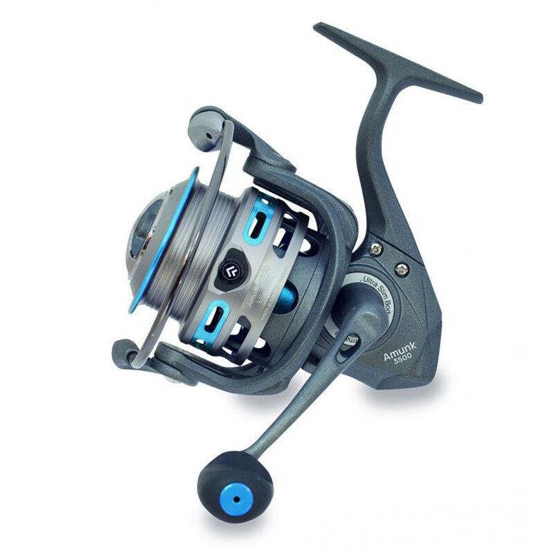 MULAMU45 Mulinello Colmic Amunk 4500 Pesca Feeder Ledgering Match 10 Bb PPG