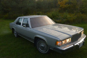 1988 Grand Marius LS selling safetied no rust