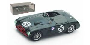 Spark S2433 Aston Martin Db3 n ° 26 Le Mans 1952 - Poore / abecassis 1/43 Echelle 9580006924339