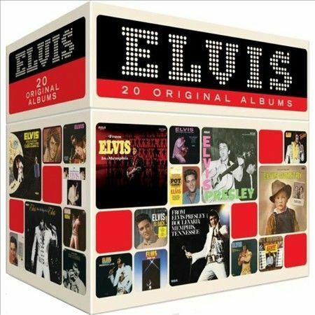 The Perfect Elvis Presley Collection [Box] by Elvis ...
