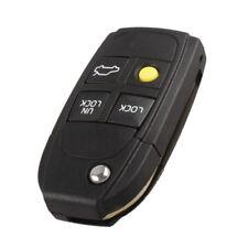 4 Buttons Refit Flip Key Shell for S//V40C70S60S80 Remote Case Fob Car Part