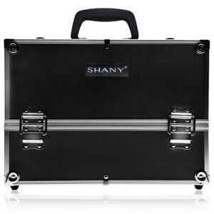 SHANY-Essential-Pro-Makeup-Train-Case-with-Shoulder-Strap-and-Locks