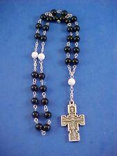 Orthodox Chotki Prayer Beads Rosary Onyx Jade 33 Bead Archangel St Gabriel Saint