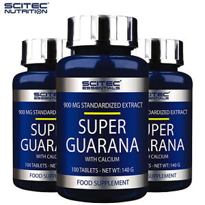 Details about SUPER GUARANA 100 Higher Energy Levels & Reduced Feelings Of  Fatigue & Tiredness