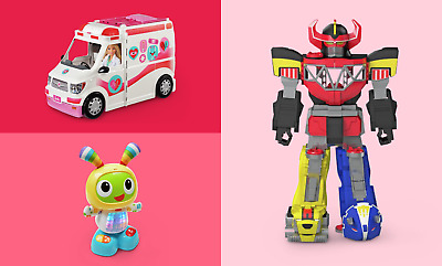 100's of prices lowered on selected Toys
