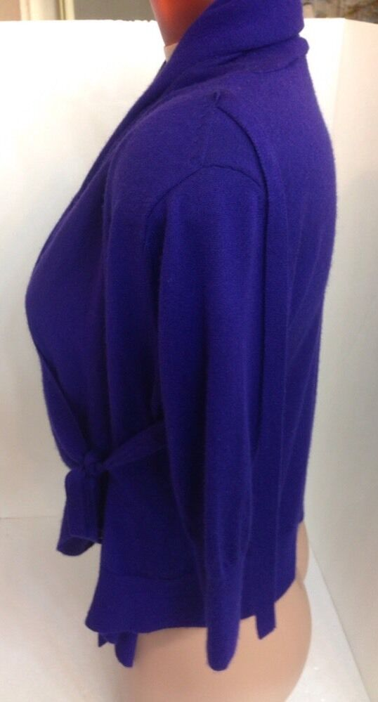 women women women Karan Sweater Purple Size P 7dfa97
