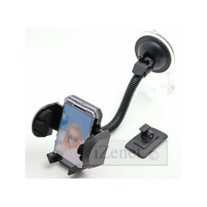Car-Mount-Cell-Phone-GPS-PDA-Console-Holder-II