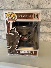 Movies-Krampus Flocked #21858 Funko POP