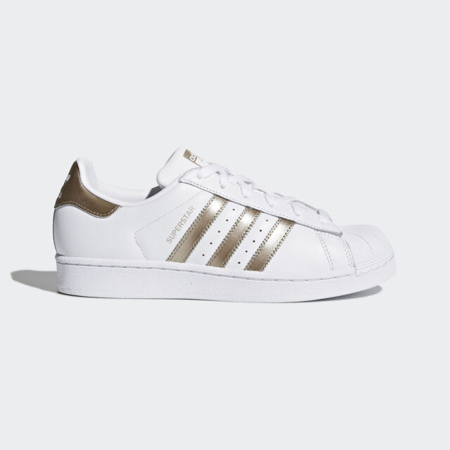 Adidas Originals Superstar W [CG5463] Women Casual Shoes White/Cyber Metal