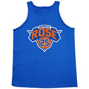 derrick rose knicks jersey shirt