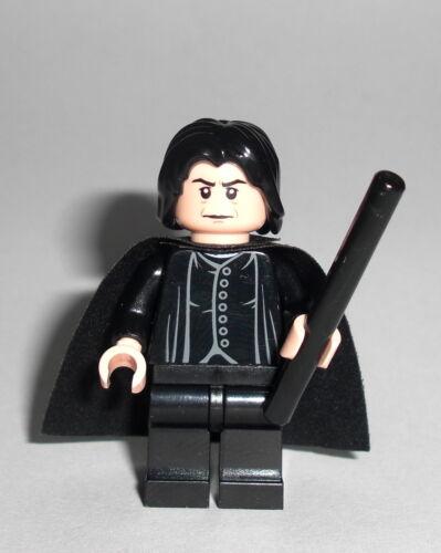 Professor Snape LEGO Harry Potter Figur Minifig Hogwarts Castle Prof 4842